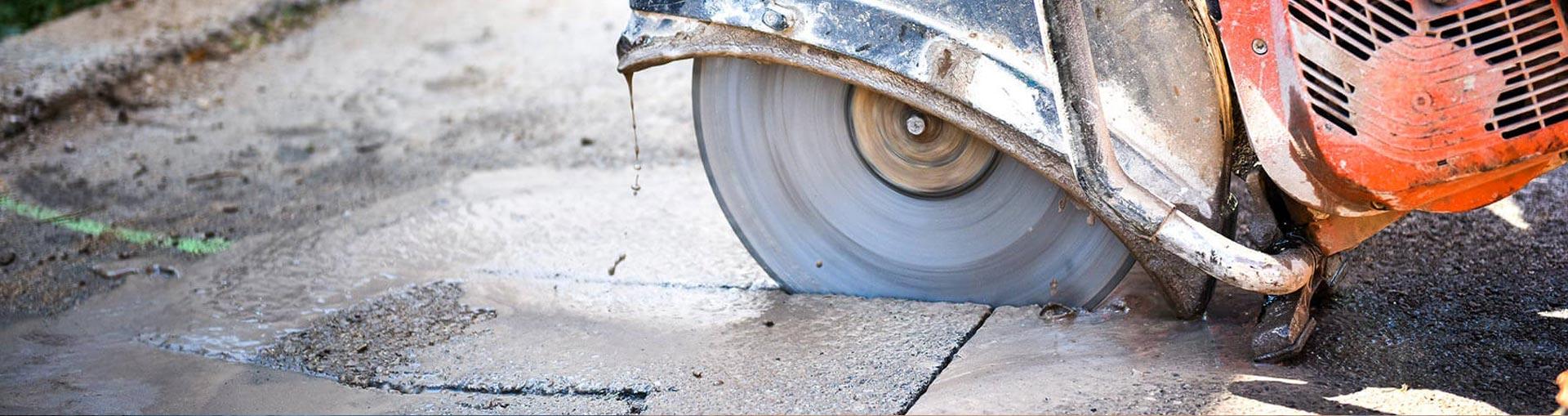 Concrete and Bitumen Sawing